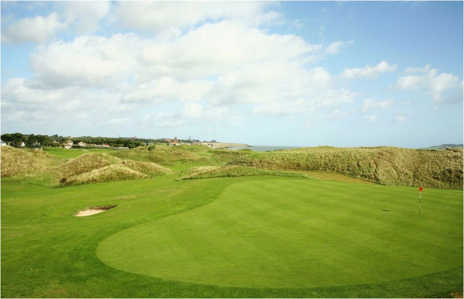 corballis golf links in donabate county dublin ireland golf advisor
