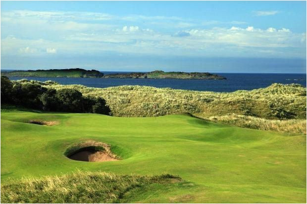royal portrush golf course northern ireland another great day
