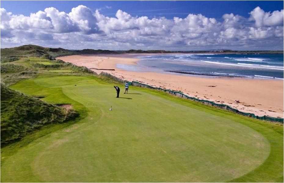 trump international golf links ireland in doonbeg county clare