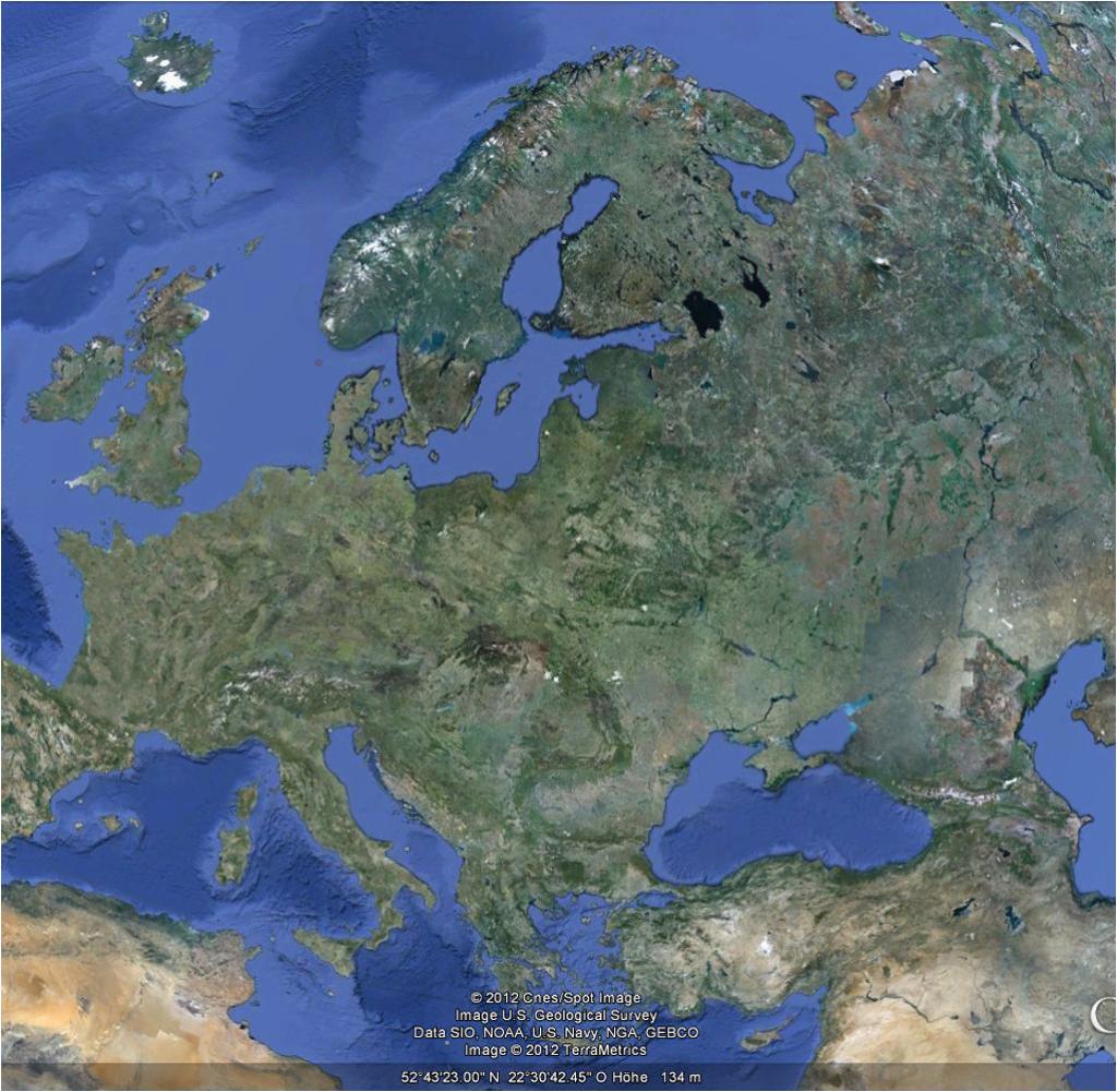 weltatlas neues google earth wirkt jetzt noch realistischer welt
