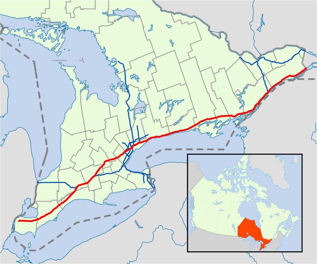 Google Maps Barrie Ontario Canada Ontario Highway 401 Wikipedia