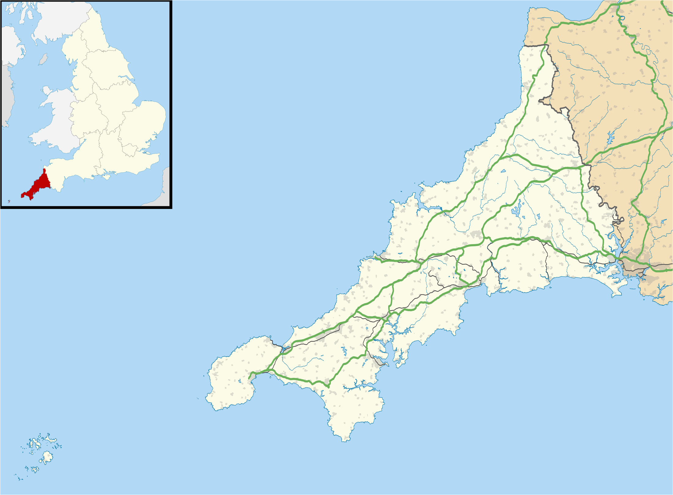 list of churches in cornwall wikipedia