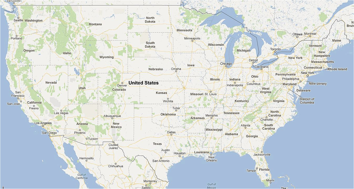google maps and atlases