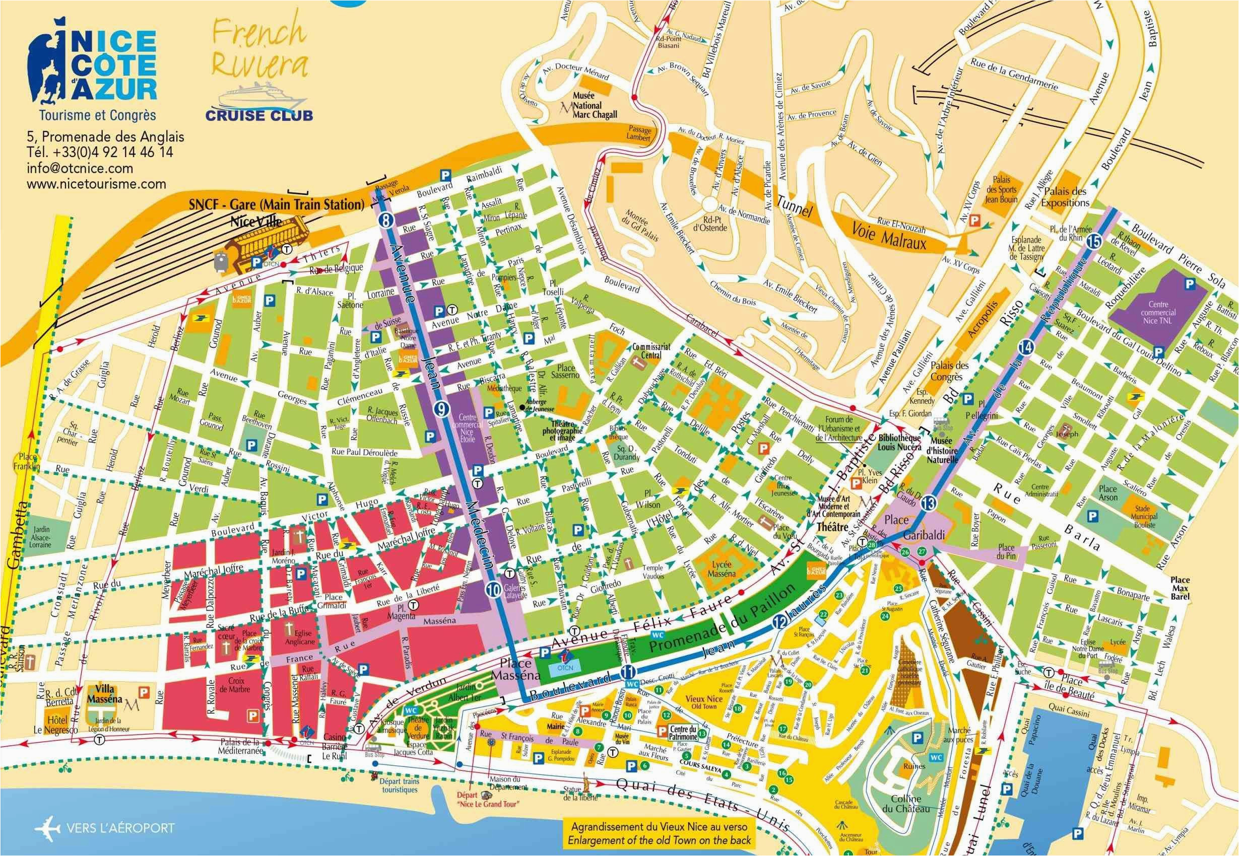 discover map of nice france the top s shortlisted for you by locals