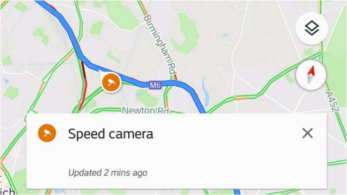 google maps speed camera and speed limit alerts are expanding to