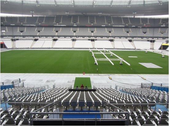 vestiaires des joueurs picture of stade de france saint