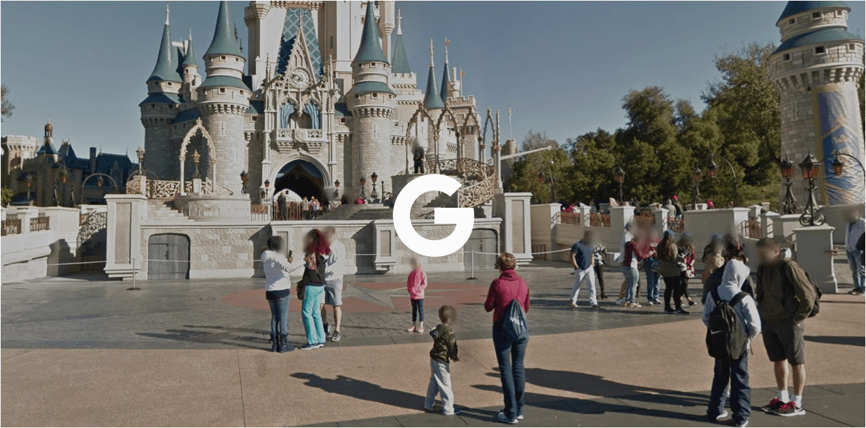 street view photos come from two sources google and our contributors