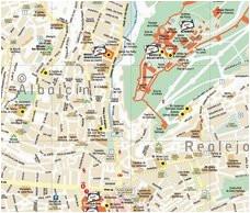 leaflets and maps of granada turismo de granada