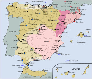 spanish civil war wikipedia