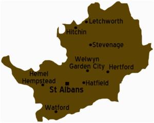 hertfordshire travel guide at wikivoyage