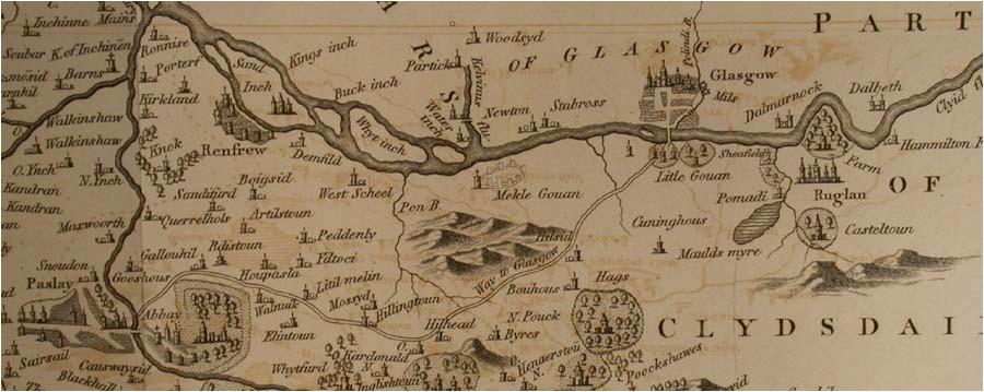 maps 19th century