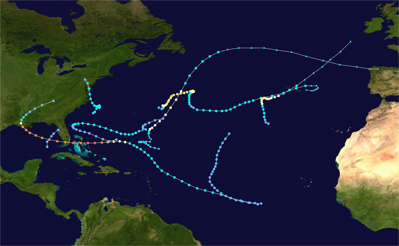 1992 atlantic hurricane season wikipedia
