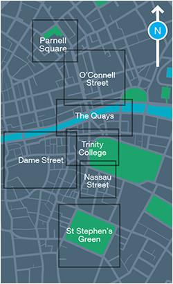 city centre bus stops dublin bus