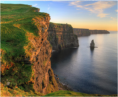 tour the cliffs of moher from galway burren day tour