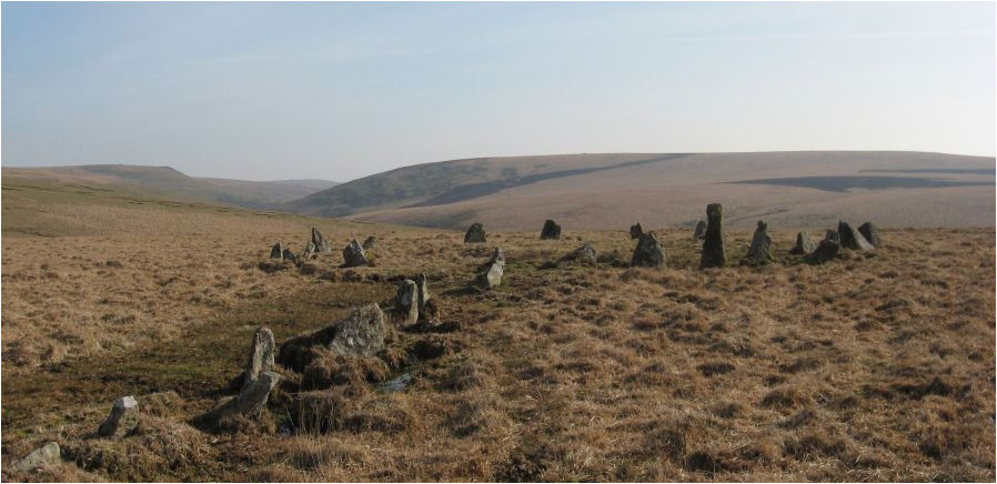 dartmoor resource guide to dartmoor stone rows