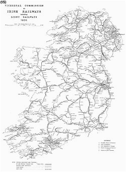 rail transport in ireland wikivisually