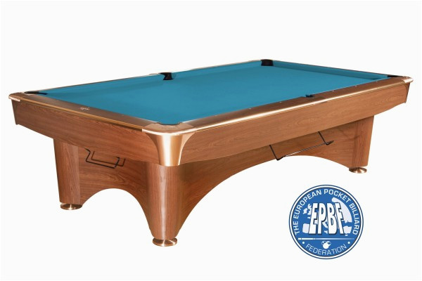 billiard table dynamic iii brown pool 7 ft simonis 860 tournament blue