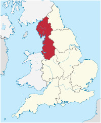 north west england wikipedia