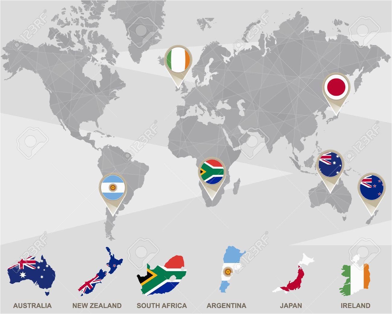 map of south ireland new zealand twitterleesclub