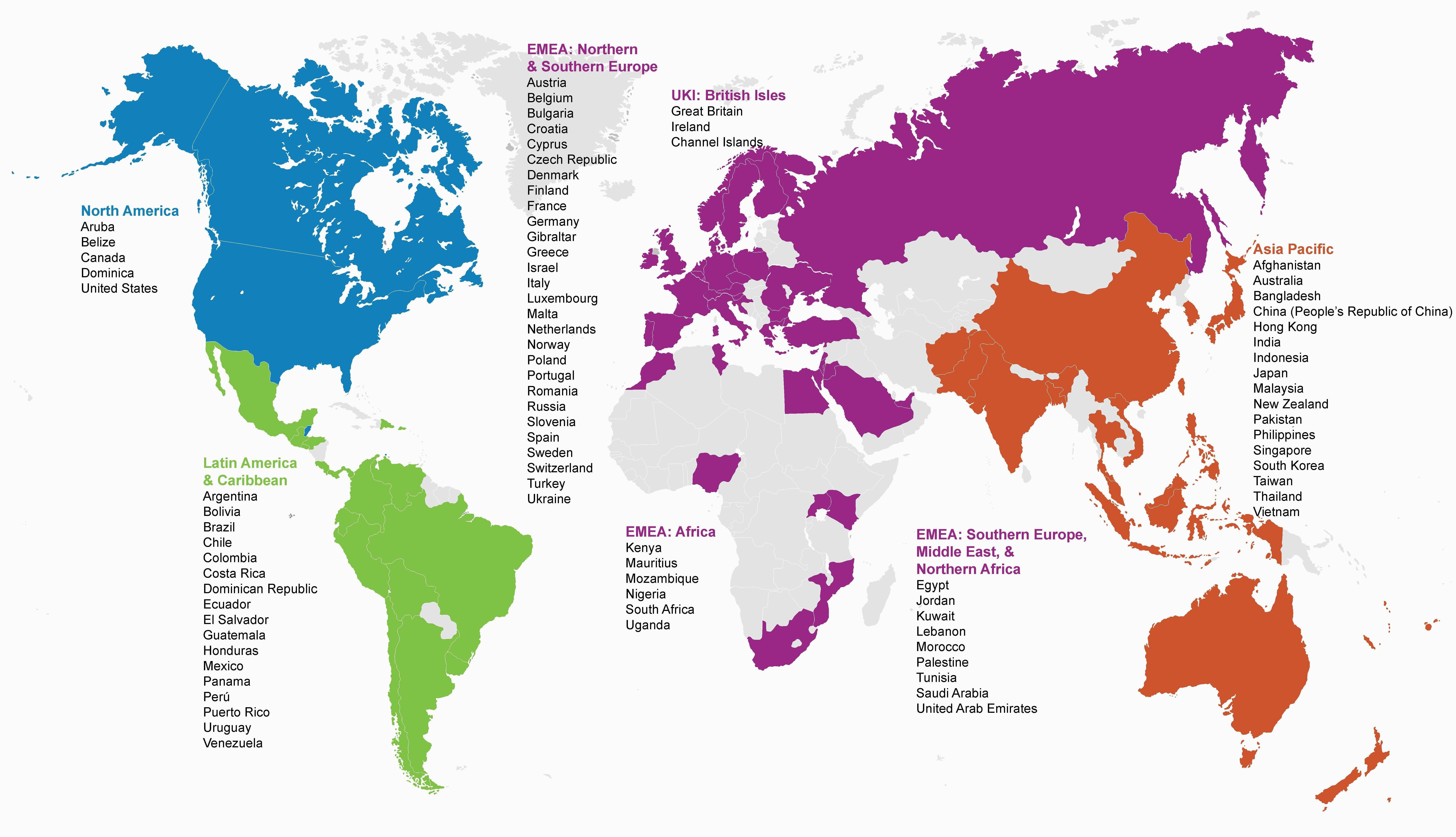Location Of Ireland In World Map | secretmuseum