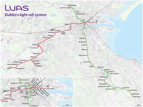 tramway de dublin wikipedia