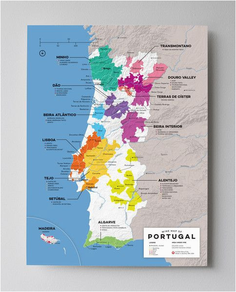 portugal wine map wine maps wine folly portugal
