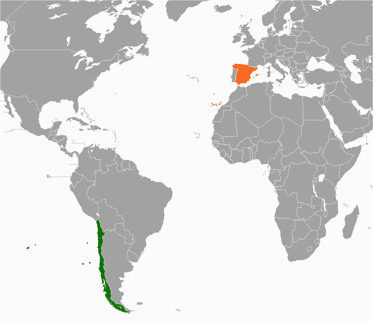 chile spain relations wikipedia