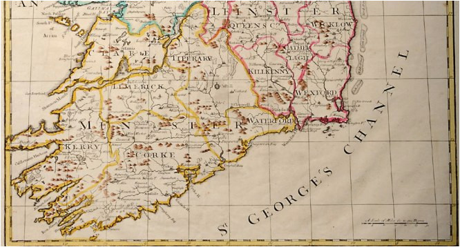 eighteenth century newspaper publishing in munster and south
