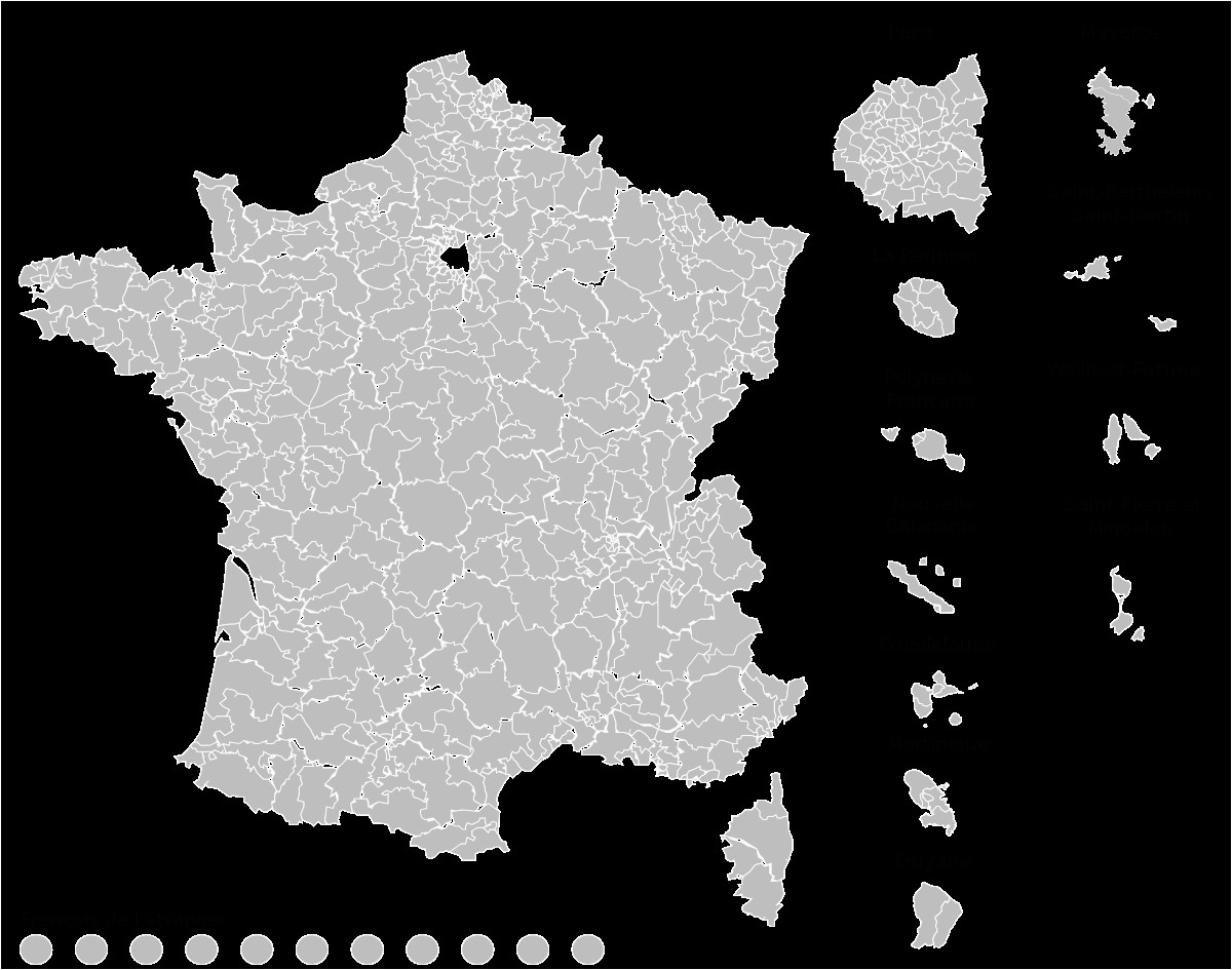 list of constituencies of the national assembly of france wikipedia