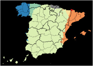languages of spain wikipedia