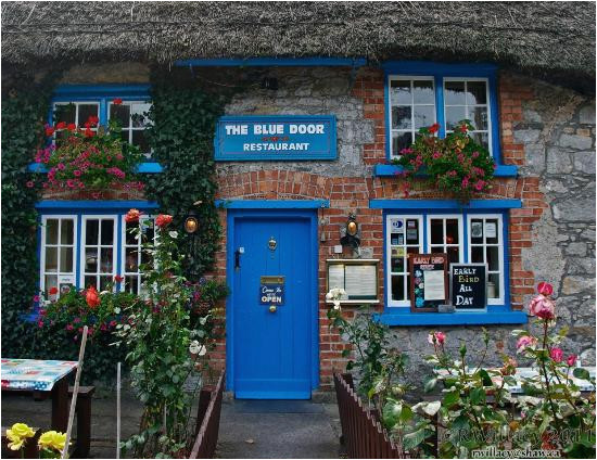 the blue door adare restaurant reviews phone number photos