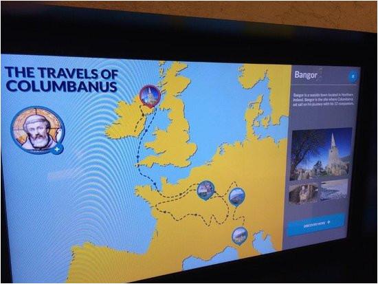map picture of north down museum bangor tripadvisor