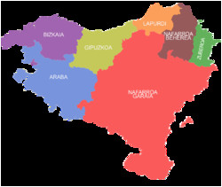 basque country greater region wikipedia