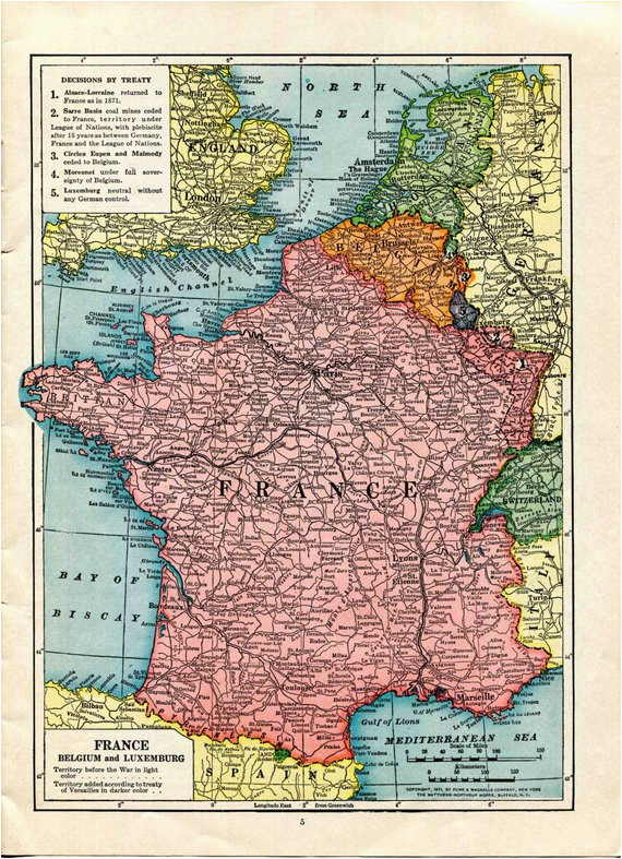 1921 map france belgium luxembourg post world war one