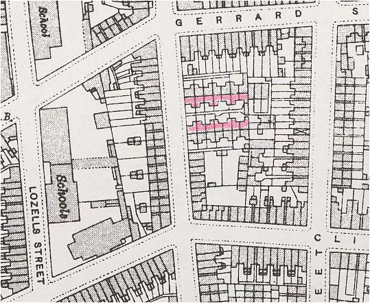old maps aston birmingham lozells google search