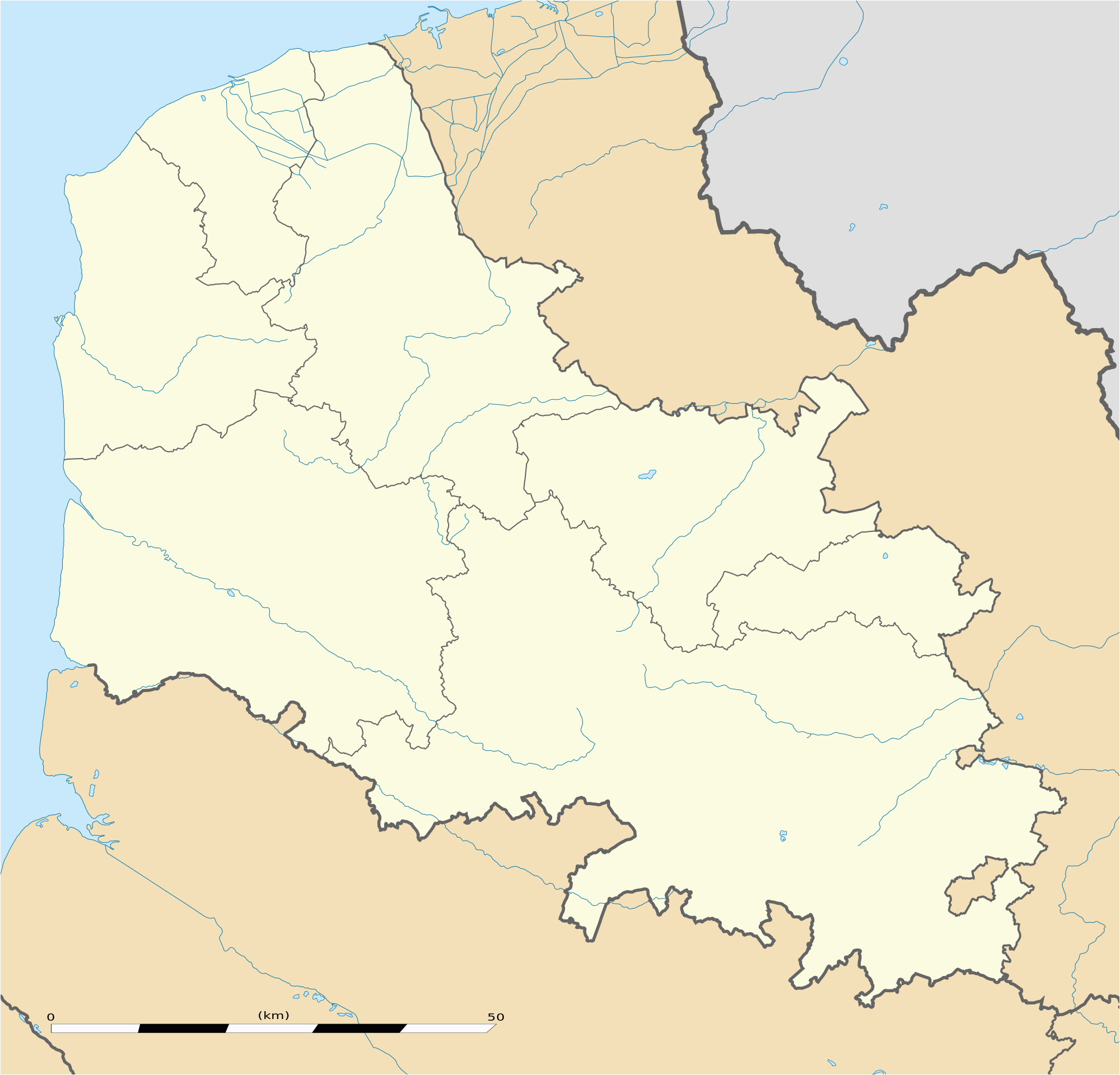Map Of Boulogne France Datei Pas De Calais Department Location Map Svg Wikipedia