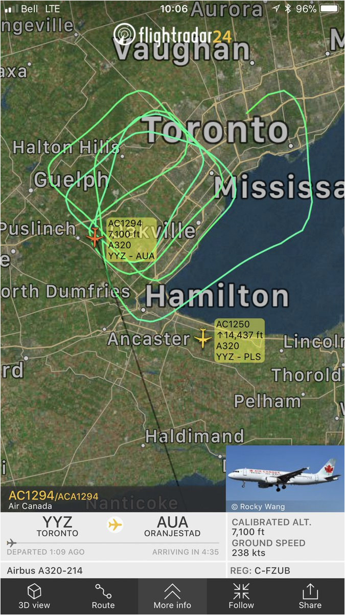 tom podolec aviation on twitter diversion air canada
