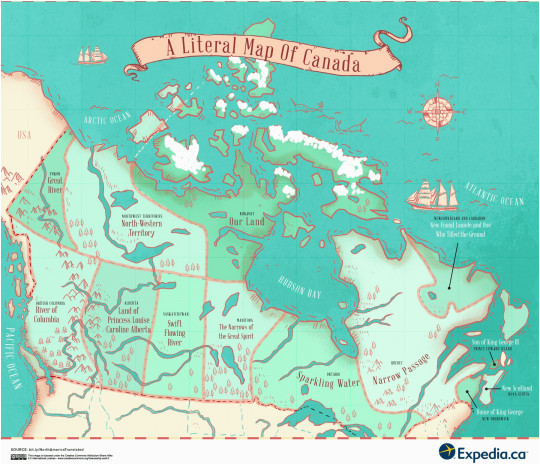 Map Of Canada Provinces and Us States | secretmuseum