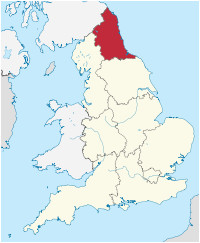 north east england wikipedia