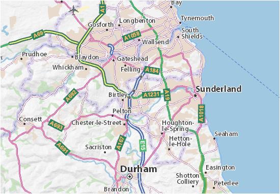 washington map detailed maps for the city of washington viamichelin