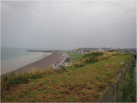 vue sur dieppe picture of chateau musee dieppe tripadvisor