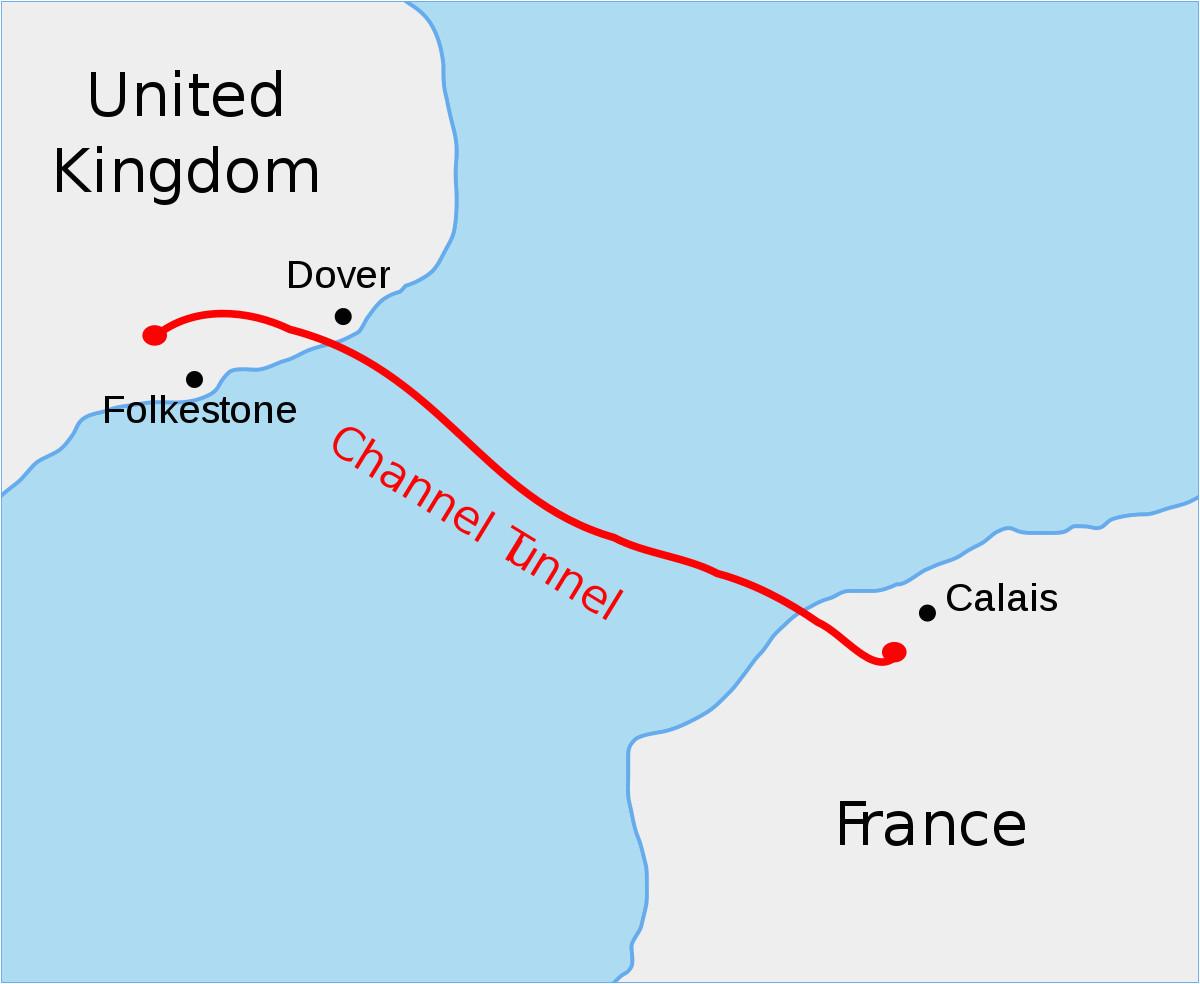 channel tunnel wikipedia