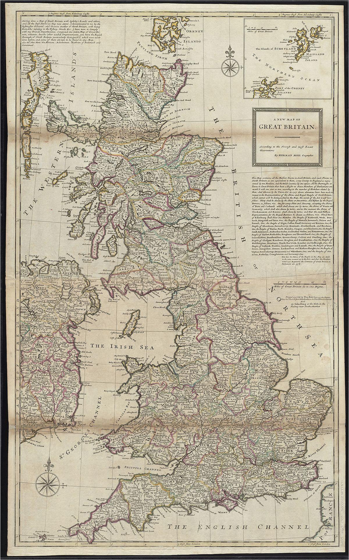 history of the united kingdom wikipedia
