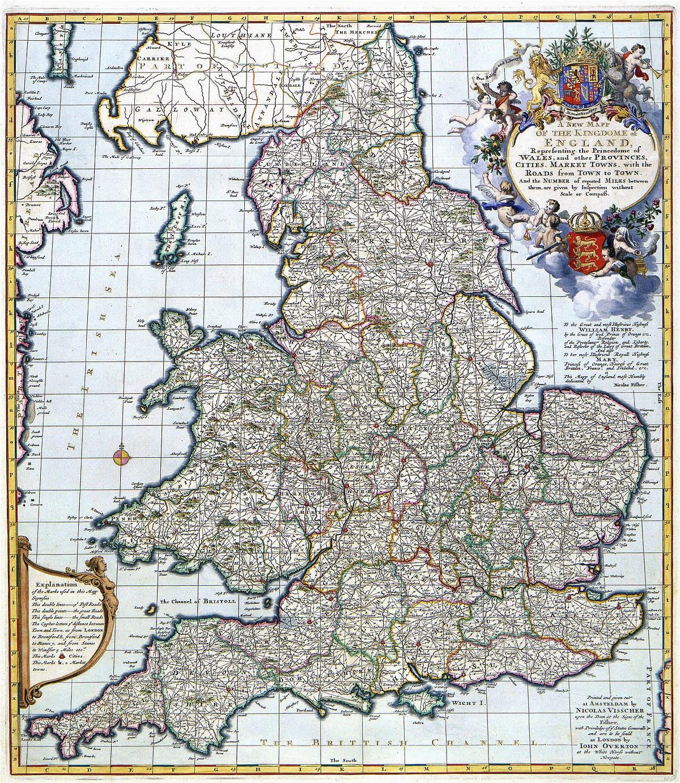 history of england wikipedia