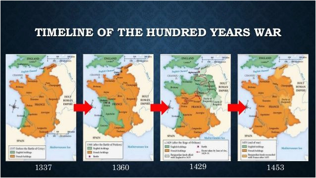 england france fought the hundred years war