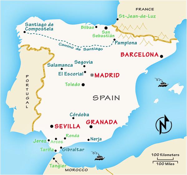 spain travel guide by rick steves