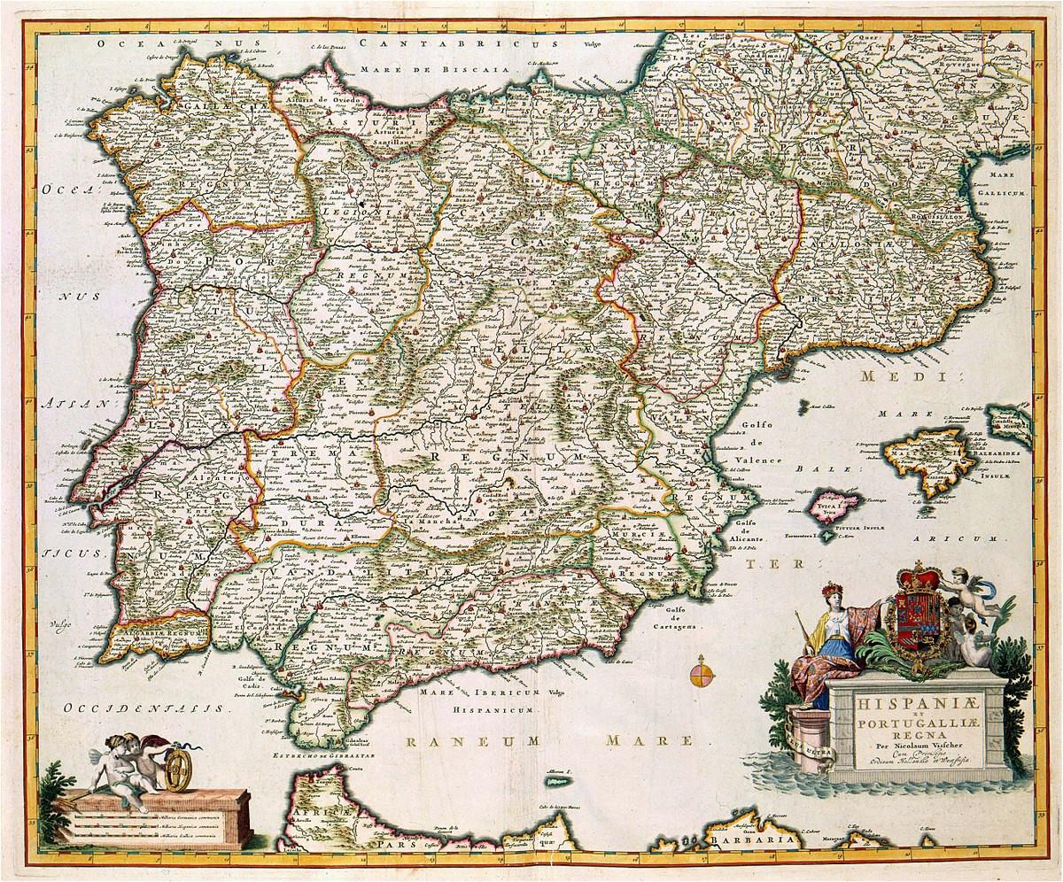 history of spain wikipedia