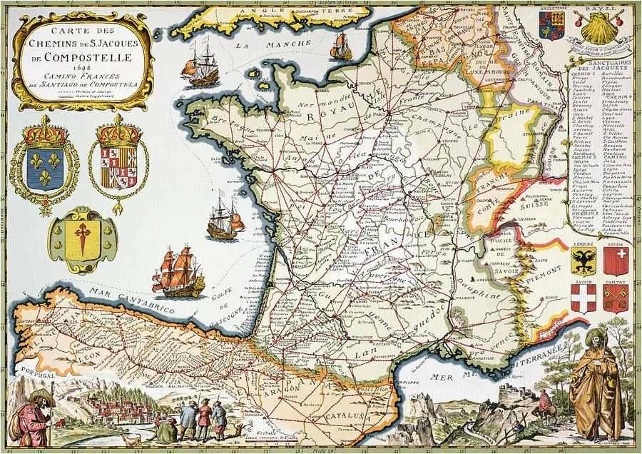 antique map of france maps france map antique maps map art