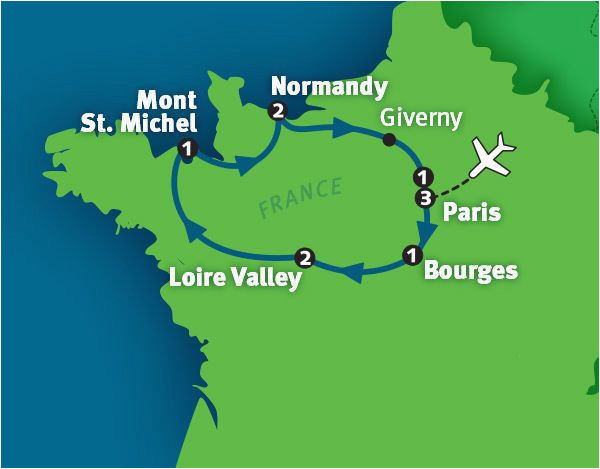 france tour the best of france rick steves tours