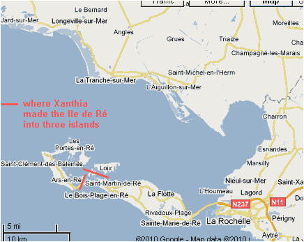 france s western isles ile de re france zone at abelard org